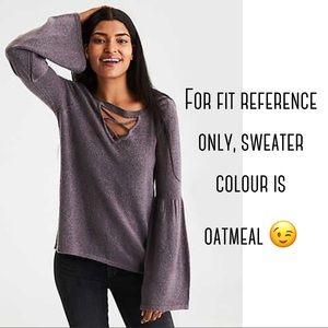Ladies American Eagle Sweater